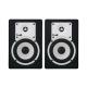 """Enceinte monitoring 5"""" Bluetooth - vendue par paire"""