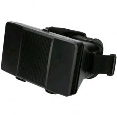 """Casque réalité virtuelle 3D pour smartphone 4"""" a 6"""""""