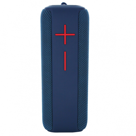 Enceinte Nomade Bluetooth Compacte -Couleur bleue