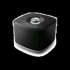 Philips Izzy BM5B Haut-parleur sans fil Multiroom (Noir) Bluetooth et WIFI