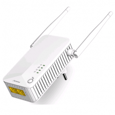 STRONG POWERLWF500EU Adaptateur CPL 2xLAN/WIFI 500Mbps