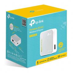 TP-LINK MR3020 * ROUTEUR Portable WiFi N 3G/4G HSPA+ (pour clé 3G/4G)