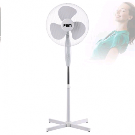 Ventilateur (sur pied) 40 cm - Pem