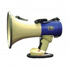 MEGAPHONE POWER 20W (8x1.5V LR14 NON FOURNIE)