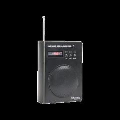ENCEINTE COMPACTE 40W+MICRO UHF AUTONOME