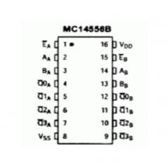 Double démultiplicateur 1 parmià 4