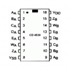 2x5 Counting Gate