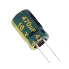 Condensateur Chimique Radial 470µF 16V