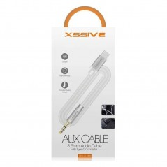 XSSIVE Adaptateur Audio USB Type C