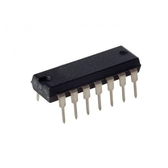 Circuit Logique HC/HCTMOS 74 HC 4053