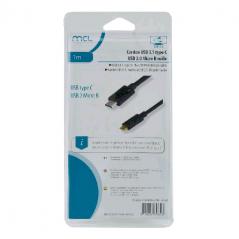 CORDON USBC3.1 / MICRO USB2.0