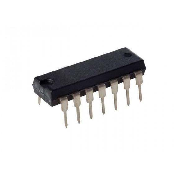 Circuit Logique HC/HCTMOS 74 HC 393