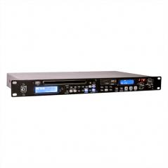 Lecteur professionnel avec CD-USB-SD & tuner FM