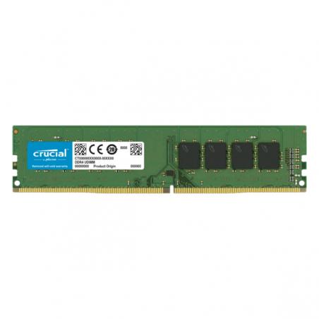 Mémoire Dimm DDR4-3200 8Go CRUCIAL