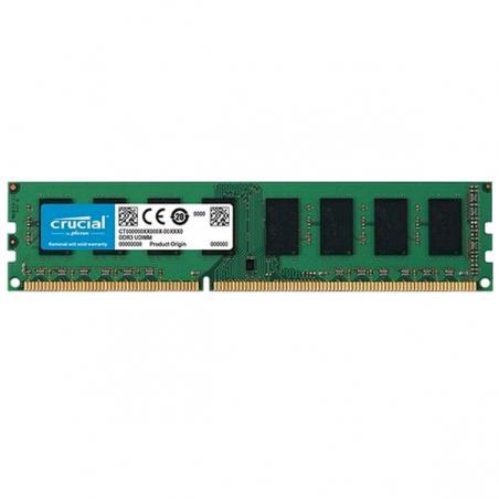 Mémoire Dimm DDR3-1600 4Go CRUCIAL
