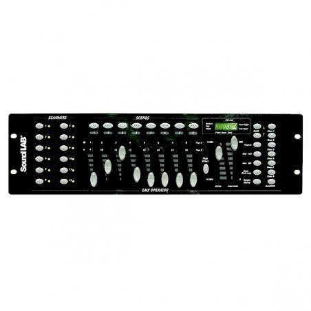 Contrôleur DMX 192 master CA1612