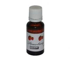 Flacon de liquide pour parfumer votre fumée à la fraise.