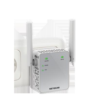 REPETEUR WIFI NETGEAR ac750 802.11n (750Mbps DUAL BAND)