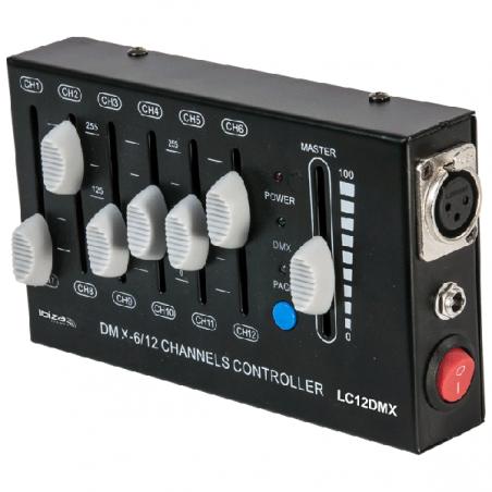 CONTROLEUR DMX A 12 CANAUX