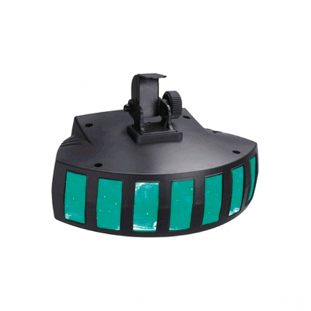 Led Seven effet LED 1x3W sept faisceaux DMX CONTEST