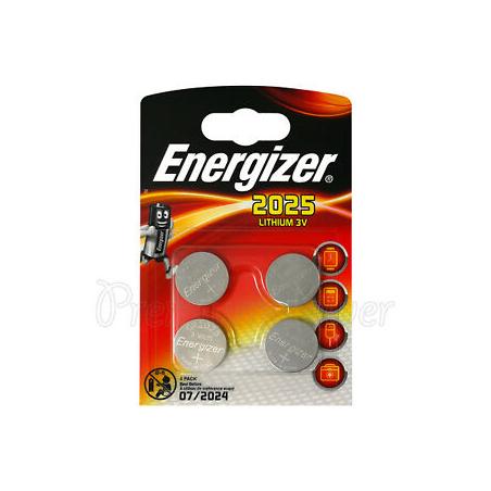 PILE ENERGIZER LITHIUM 3V x4
