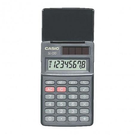 CALCULATRICE CASIO ELECTRONIC SOLAIRE NOIR
