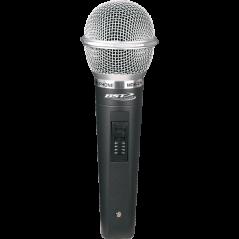 Microphone de chant de type dynamique unidirectionnel
