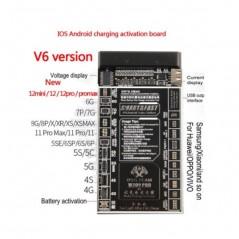 Carte d'activation de batteries + Cgargeur Rapide  Testeur (IP 4A IP 12 PRO MAX)