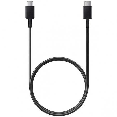 Cable USB-C vers USB-C 1M NOIR SAMSUNG ORIGINE
