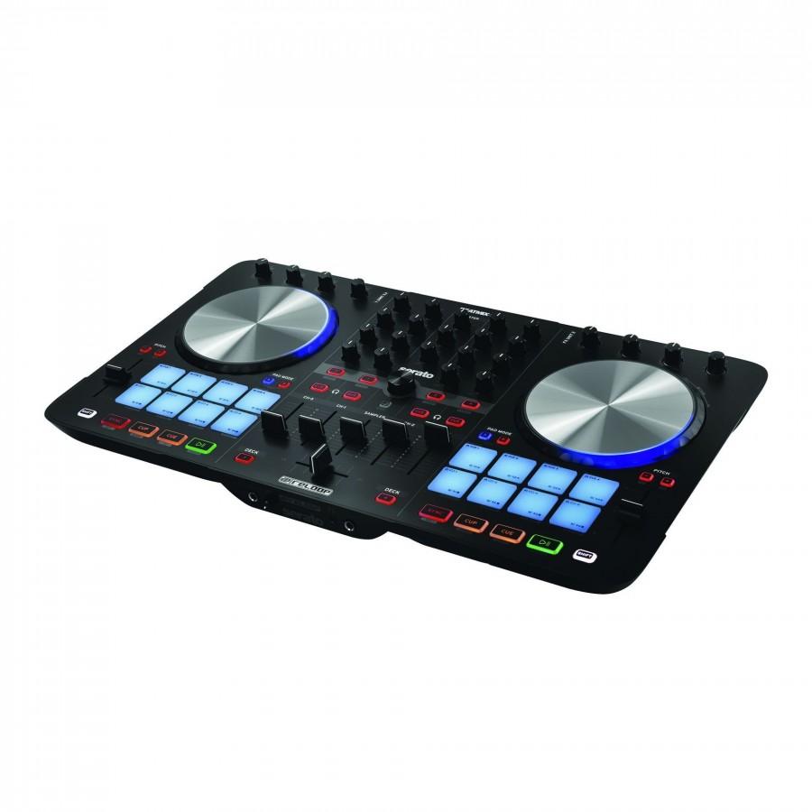 Contrôleur DJ USB midi Serato intro