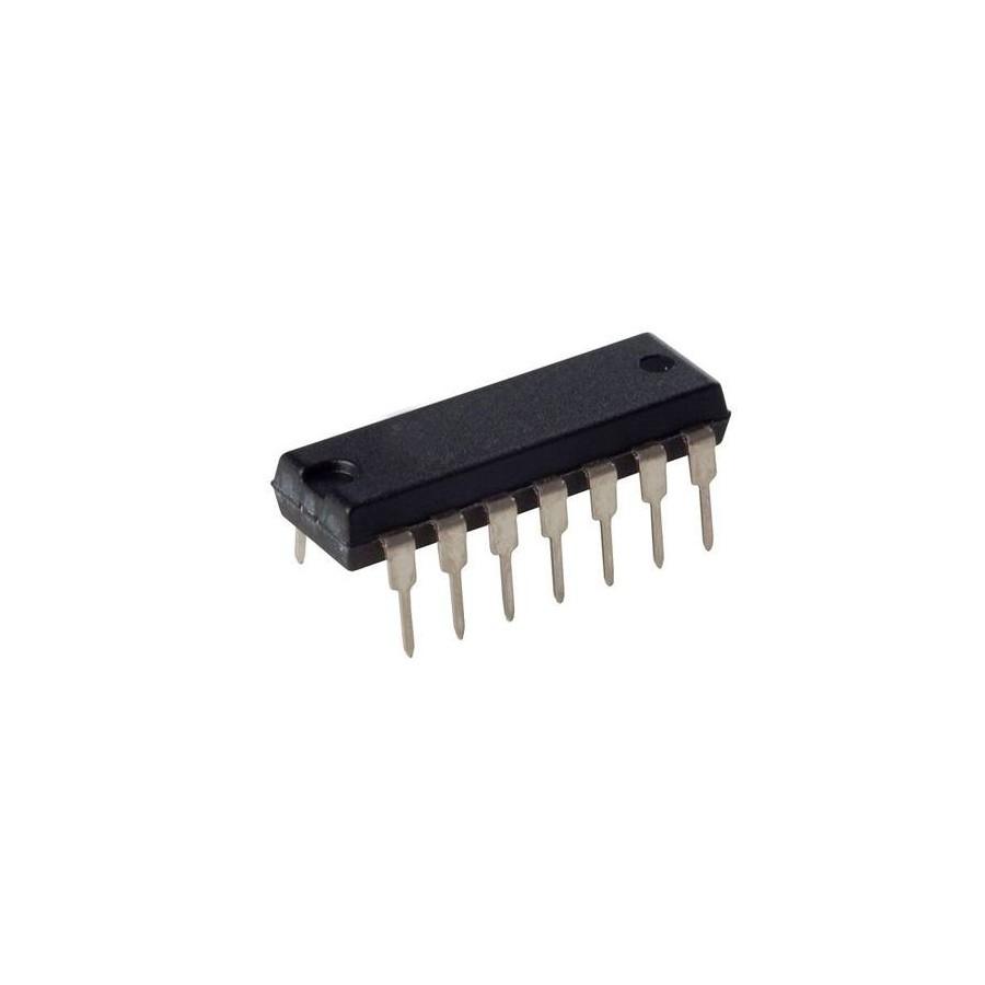 Circuit Logique HC/HCTMOS 74 HC 27